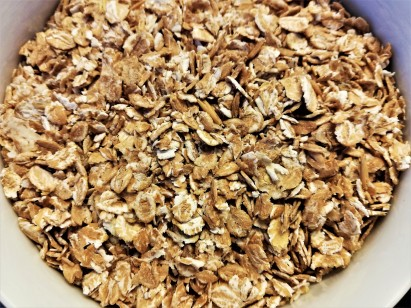 Emmerflager. Emmer er en af de første kornsorter, som dyrkes i Danmarks område i bondestenalderen. I dag kan man også skaffe det, både som korn, flager og mel.